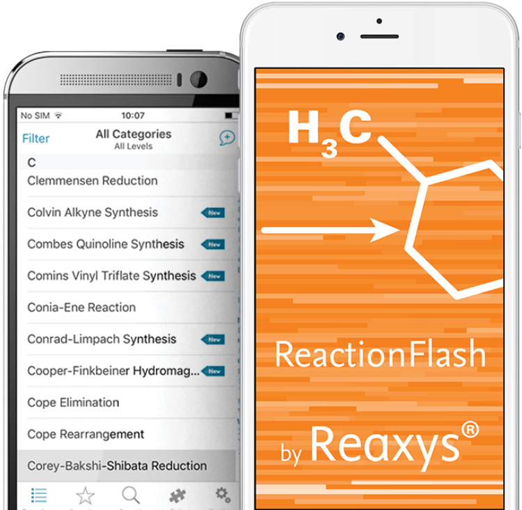 ReactionFlash App